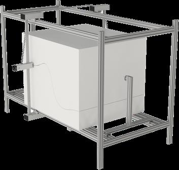 equipamento CNC esferovite Dholetec