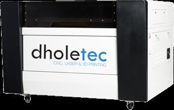 equipamente laser profissional medio Dholetec
